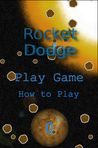 Screenshot Rocket Dodge