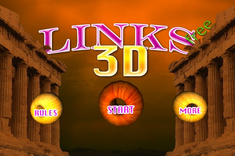 Screenshot LINKS 3D FREE
