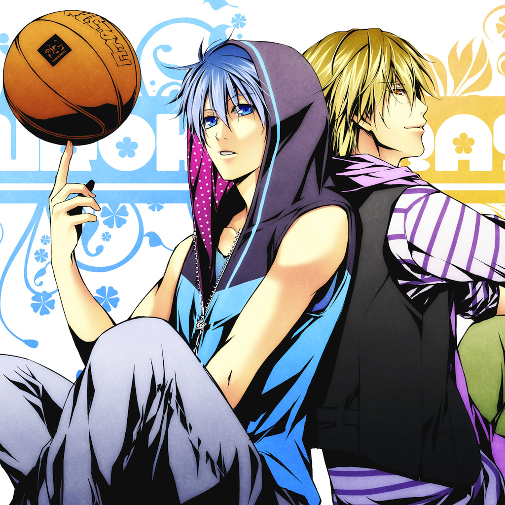 Basketball Iphone Wallpapers: Wallpapers For The Basketball Which Kuroko Plays Bei